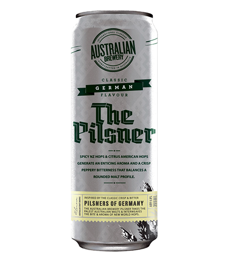 The Australian Brewery Pilsner (CAN)355ML