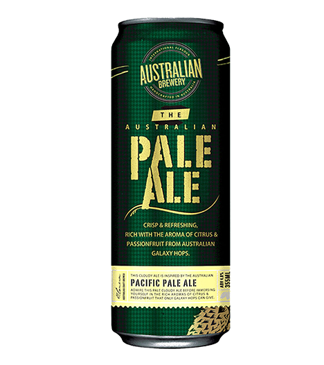 The Australian Brewery Pale Ale (CAN)355ML