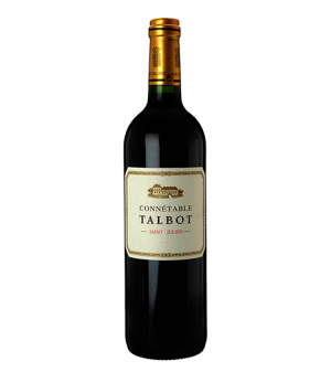 Connetable Talbot (2nd wine of Chateau Talbot, 4th Growth) 2013