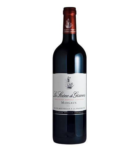 La Sirene De Giscours (2nd Wine of Chateau Giscours) 2013