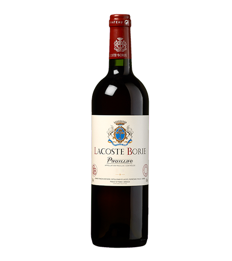 Lacoste Borie Pauillac (2nd Wine of Chateau Grand-Puy-Lacoste) 2013