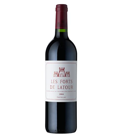 Les Forts De Latour (2nd Wine of Chateau Latour) 2004