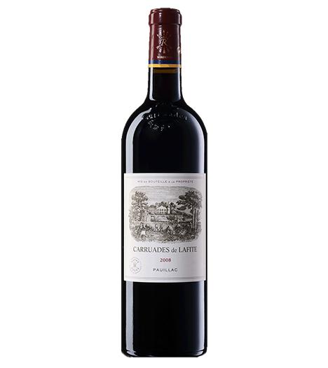 Carruades de Lafite (2nd Wine of Chateau Lafite) 2008