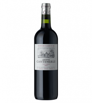 Chateau Cantemerle, 5th Growth, Grand Cru Classe 2007