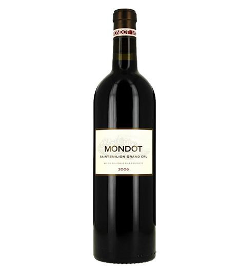 Mondot, Grand Cru (2nd wine of Troplong Mondot) 2006