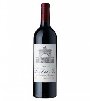 Le Petit Lion du Marquis de Las Cases ( 2nd wine of Chateau Leoville Las Cases, 2nd Growth) 2009