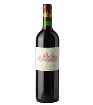 Les Pagodes De Cos (2nd Wine of Chateau Cos D'Estournel) 2010