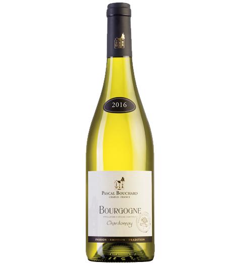 Pascal Bouchard Bourgogne Chardonnay Reserve Saint-Pierre