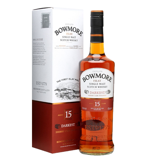 Bowmore 15 Years Old 70CL