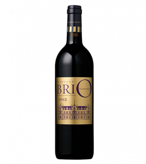 Brio De Cantenac Brown (2nd wine Chateau Cantenac Brown) 2012