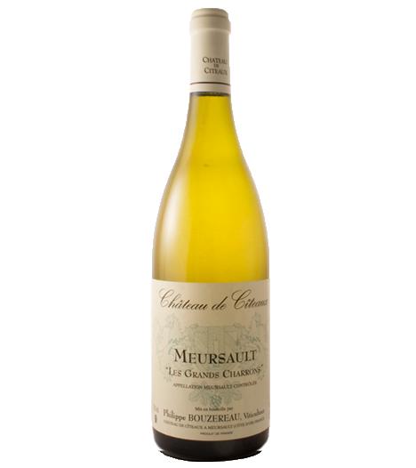 """Chateau De Citeaux Mersault """"Les Grands Charrons"""" 2015"""