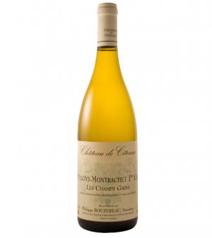 """Chateau De Citeaux Puligny-Montrachet """"Les Champs Gains"""" 1ER Cru 2014"""
