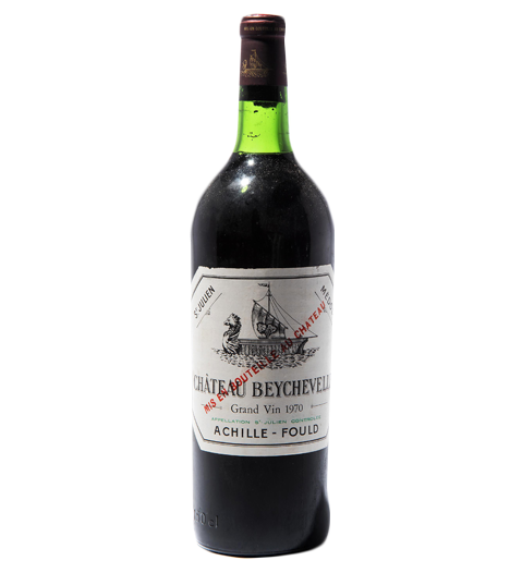 Chateau Beychevelle, 4th Growth, Grand Cru Classe, 1970