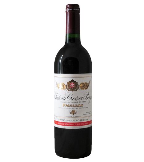 Chateau Croizet Bages, 5th Growth, 1975