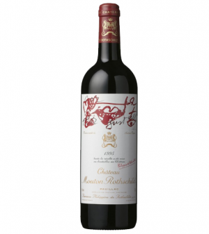 Chateau Mouton Rothschild, 1st Growth, Grand Cru Classe, 1995