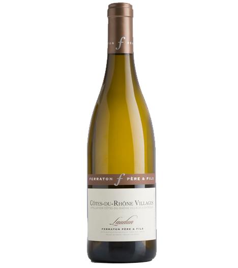 Ferraton Pere & Fils, Cote du Rhone Villages, Laudun Blanc 2016