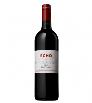 Echo Lynch-Bages, 5th Growth (2nd Wine of Chateau Lynch-Bages) 2013