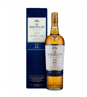 The Macallan Double Cask 12 Years Old 70CL