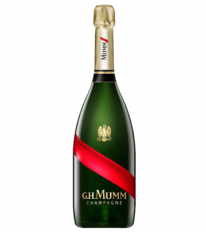 G.H. Mumm Brut Cordon Rouge (with Gift Box)