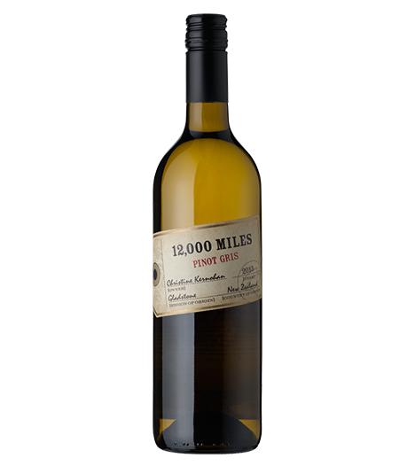 12,000 Miles Pinot Gris 2015