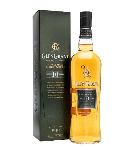 Glen Grant 10 Years Old 70CL