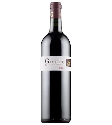 Goulee By Cos D'Estournel 2012