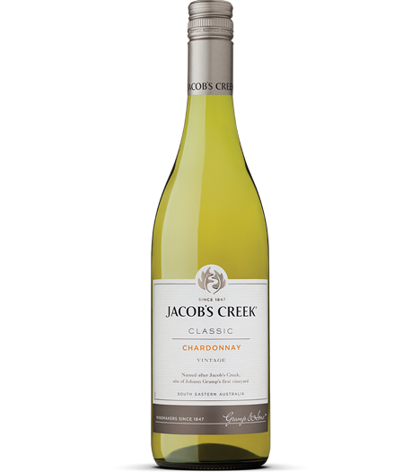 Jacob's Creek Chardonnay 2016