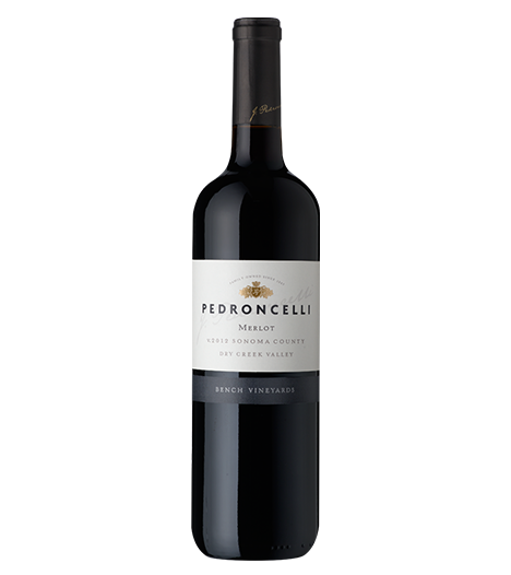 Pedroncelli Winery Merlot 2013