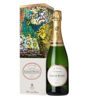 Laurent-Perrier La Cuvee NV Master Yun Series