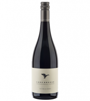 Lake Breeze Section 54 Shiraz 2015