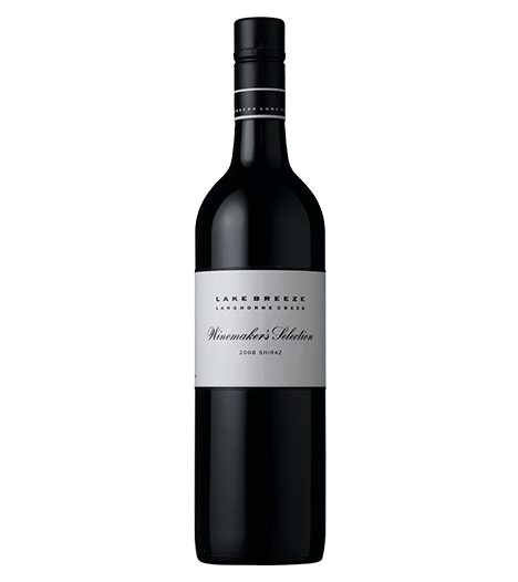 Lake Breeze Winemaker's Selection Shiraz 2010