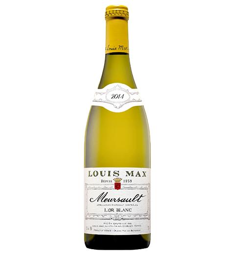 Louis Max Mersault L'or Blanc 2014