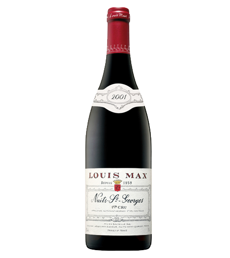 Louis Max Nuits-St-Georges 1er Cru 2001