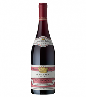 Louis Max, Bourgogne Pinot Noir, Beaucharme 2013