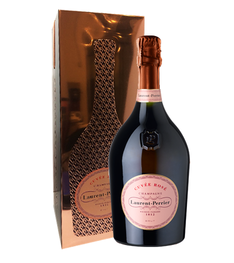 Laurent-Perrier Cuvee Rose Limited Edition Gift Box