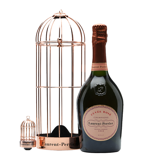 Laurent-Perrier Cuvee Rose MV (Bird Cage Limited Edition)