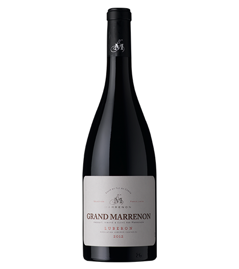 Grand Marrenon Rouge 2012