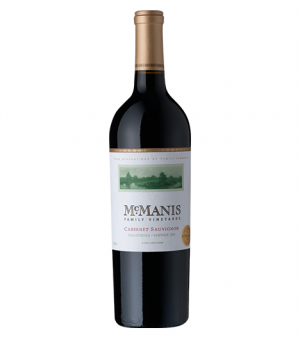 McManis Family Vineyards Cabernet Sauvignon 2013