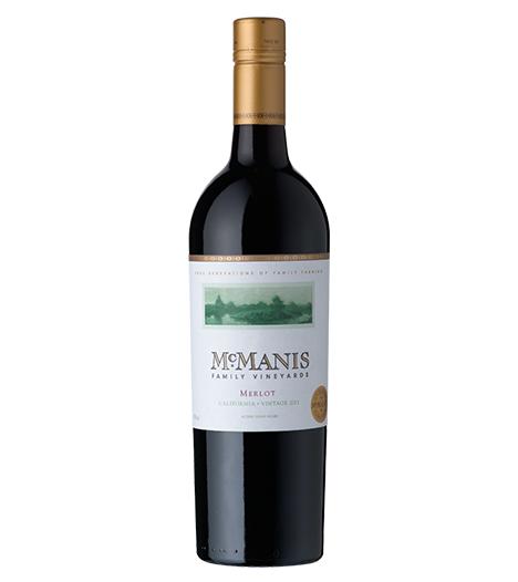 McManis Family Vineyards Merlot 2014