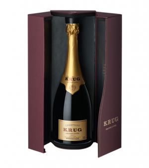 Krug Brut Grande Cuvee (with Gift Box)