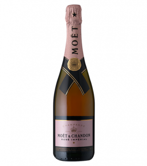 Moet & Chandon Rose with Gift box NV