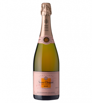 Veuve Clicquot Rose NV (with Gift Box)
