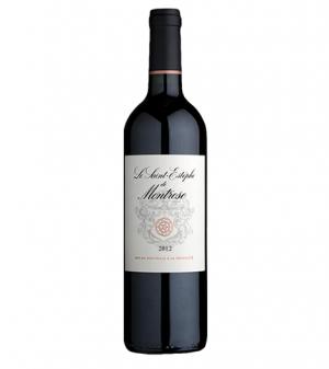Le Saint-Estephe De Montrose (3rd Wine of Chateau Montrose) 2012