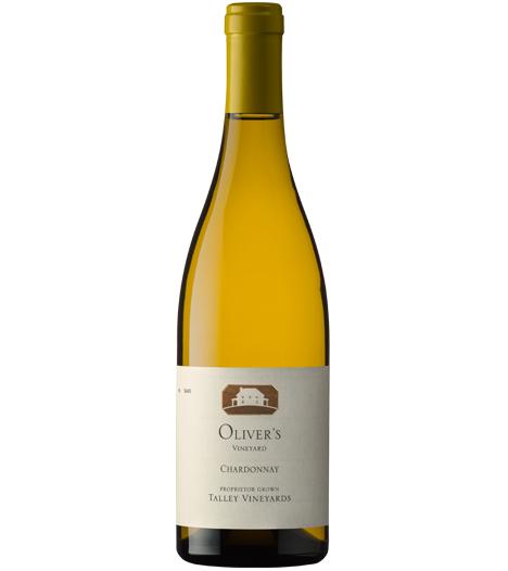 Talley Vineyard Chardonnay Oliver's Vineyard 2015