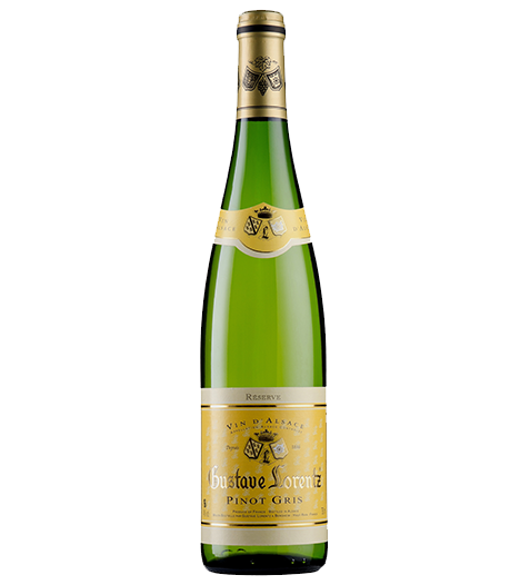Gustave Lorentz Pinot Gris Reserve 2016