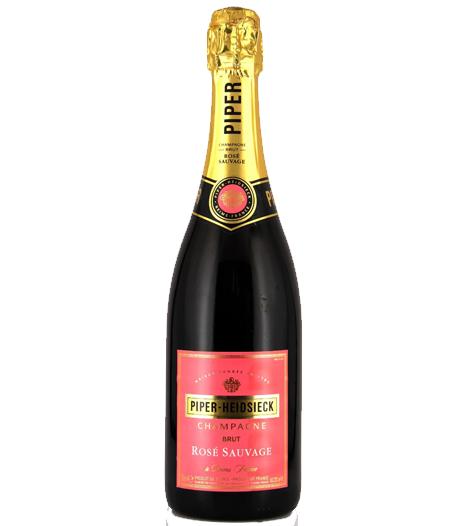 Piper Heidsieck Rosé Sauvage N.V.