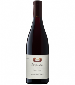 Talley Vineyard Pinot Noir Rosemary's Vineyard 2014