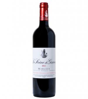 La Sirene De Giscours (2nd Wine of Chateau Giscours) 2011