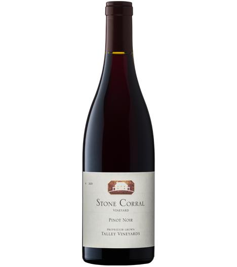 Talley Vineyard Pinot Noir Stone Corral Vineyard 2014