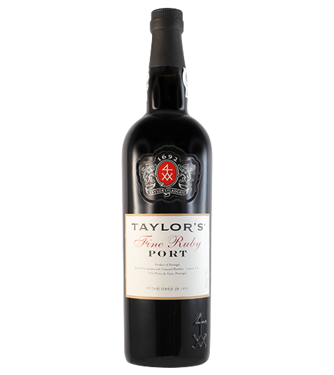 Taylor's Fine Ruby Port 75CL